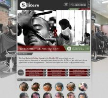 Slicers Barber Shop (Web Coding)