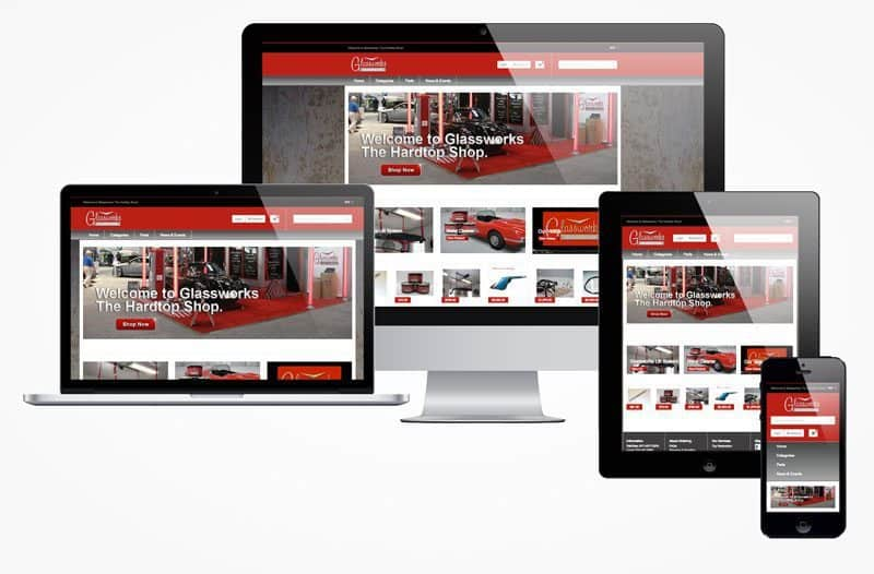 The Hard Top Shop Responsive