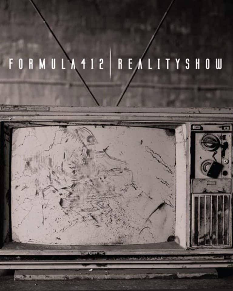 Formula412 Album Art