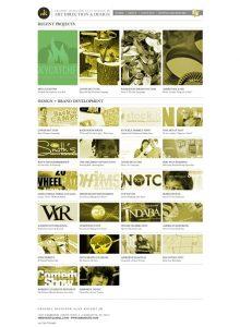 Alan Knight Portfolio Web Site