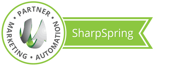 SharpSpring partner badge