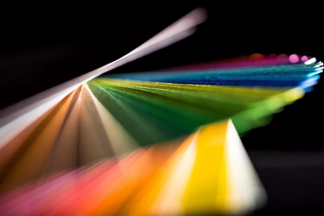 web design trends 2018 gradient colors